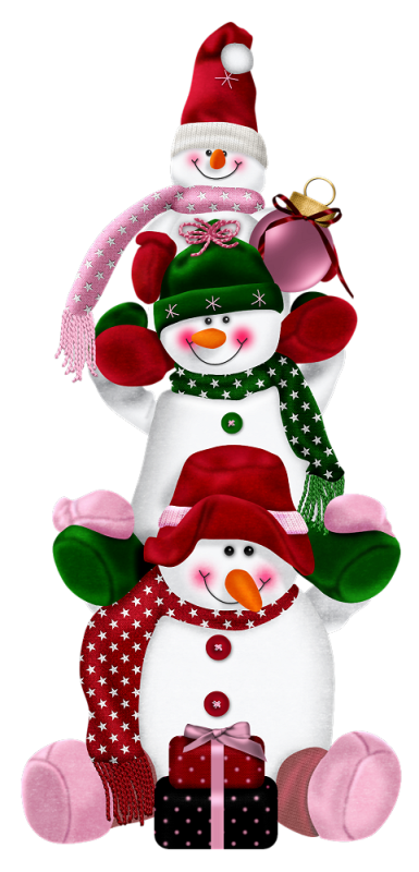 Snowman Christmas Free Download PNG HD PNG Image
