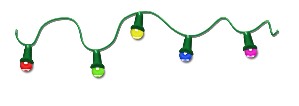 Christmas Lights Png PNG Image