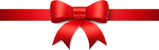 Christmas Ribbon Png PNG Image