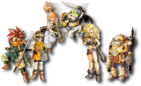 Chrono Trigger Transparent Picture PNG Image