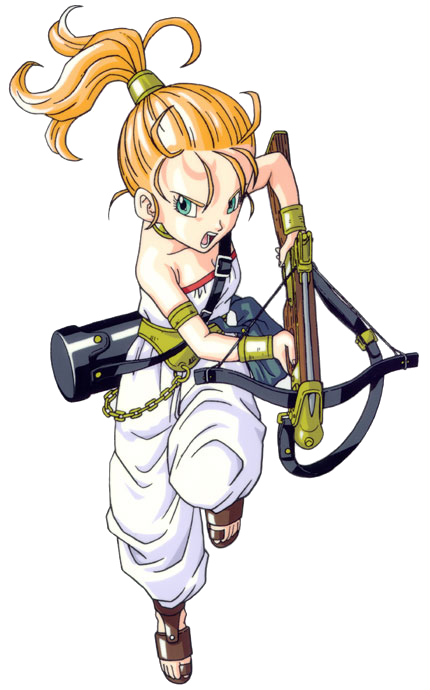 Chrono Trigger Photo PNG Image