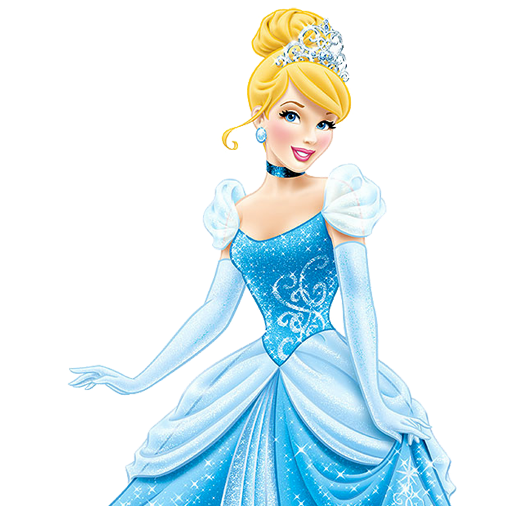 Beautiful Cinderella Png PNG Image
