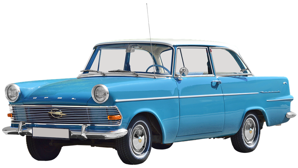 Classic Car Picture PNG Image