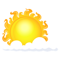 Download Sun Computer Yellow Cloud Wallpaper Png Download Free Hq