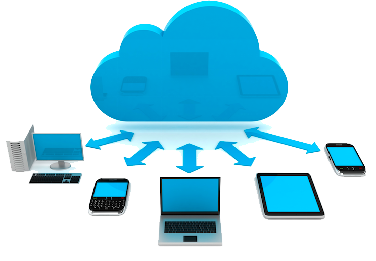 Cloud Computing Picture PNG Image