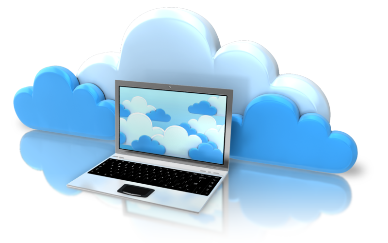Cloud Computing Photo PNG Image