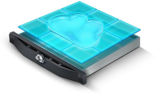 Cloud Server Png Picture PNG Image
