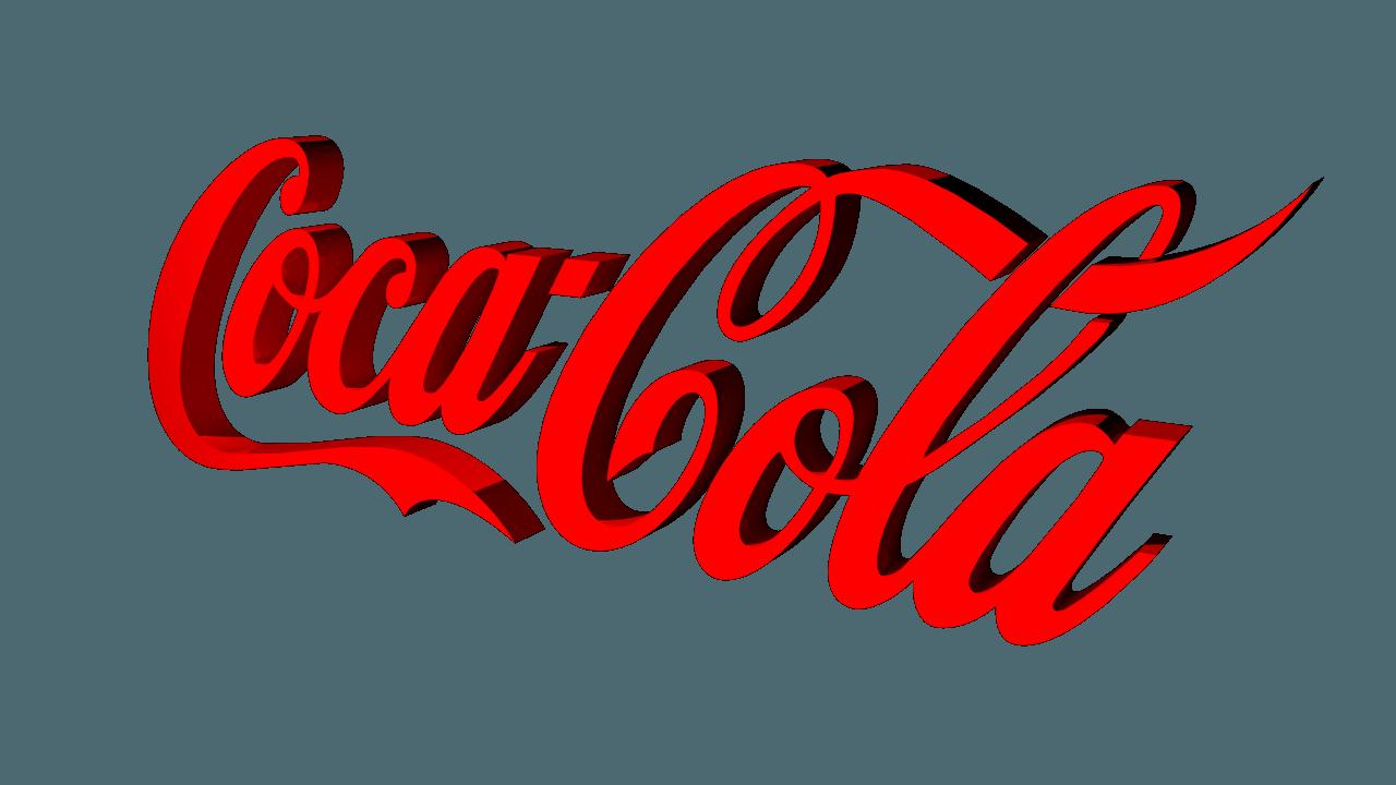 Картинки с надписью кока-кола, днем