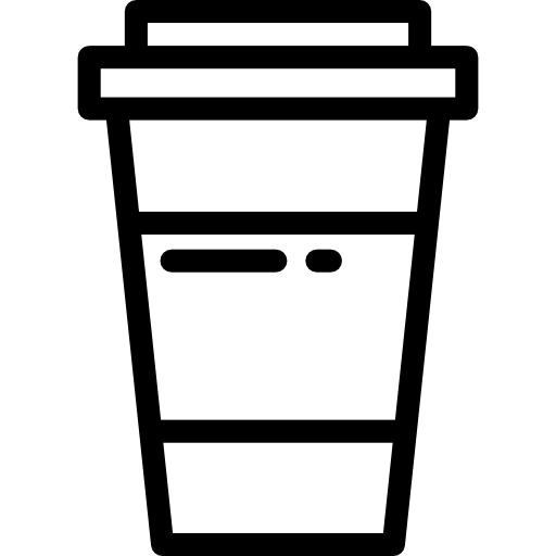 Take-Out Cappuccino Coffee Fizzy Cafe Drinks PNG Image
