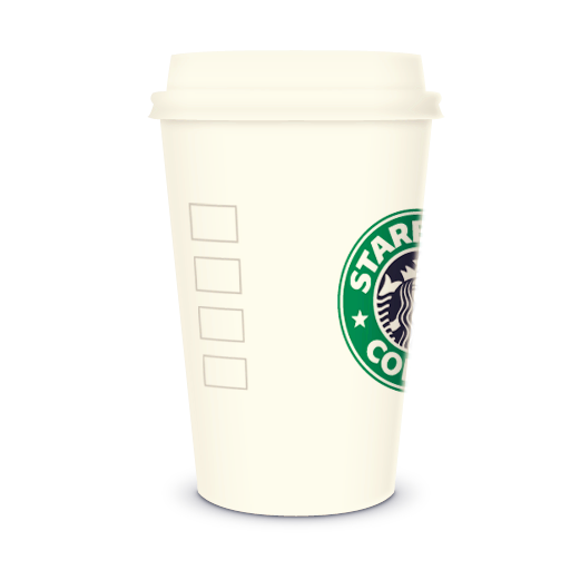 Coffee Cafe Starbucks Cup Free HQ Image PNG Image