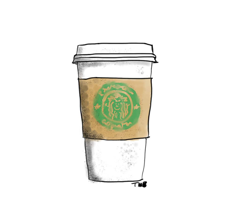 Tea Coffee Cafe Starbucks Cup Free Transparent Image HD PNG Image