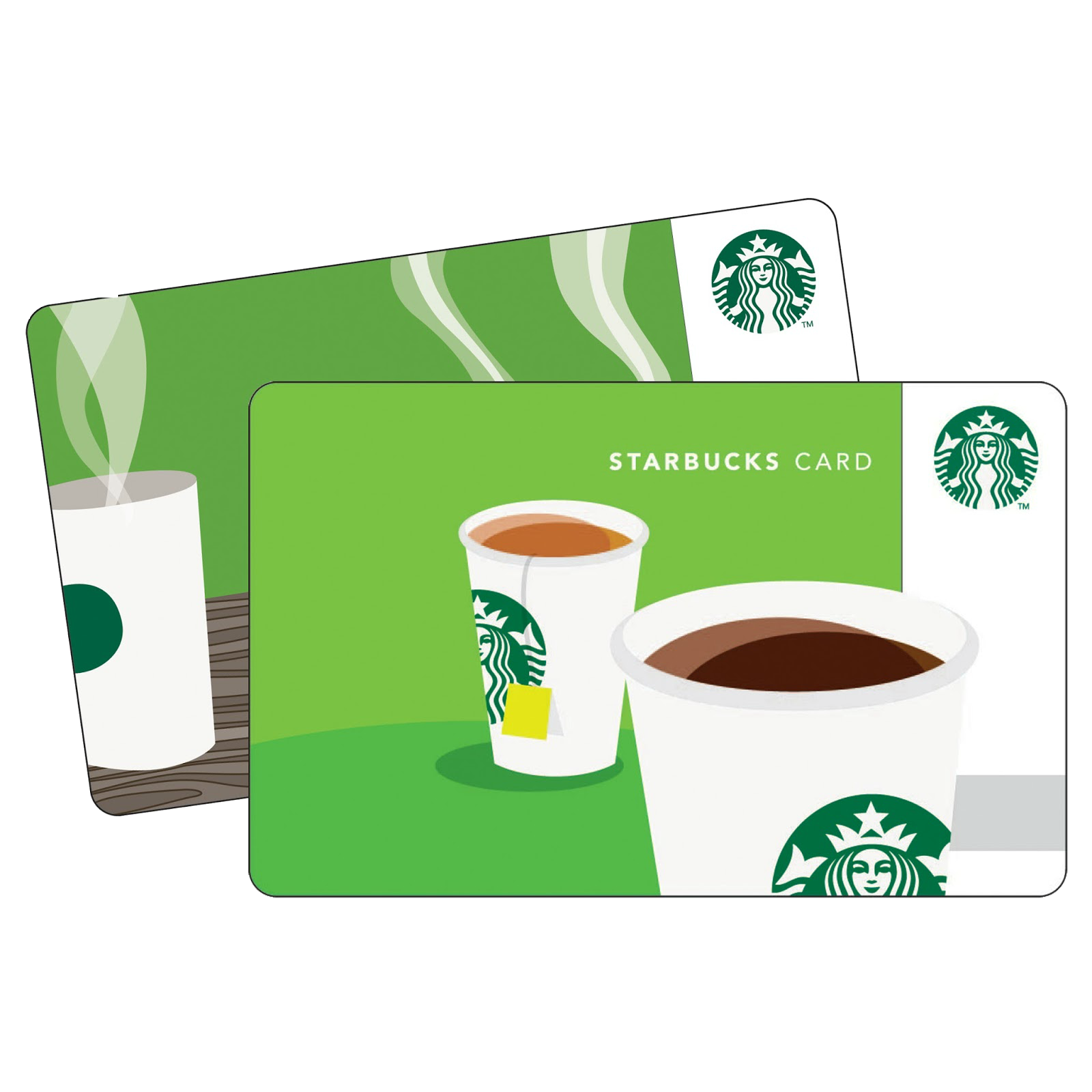 And Coffee Gift Credit Discounts Starbucks Allowances PNG Image