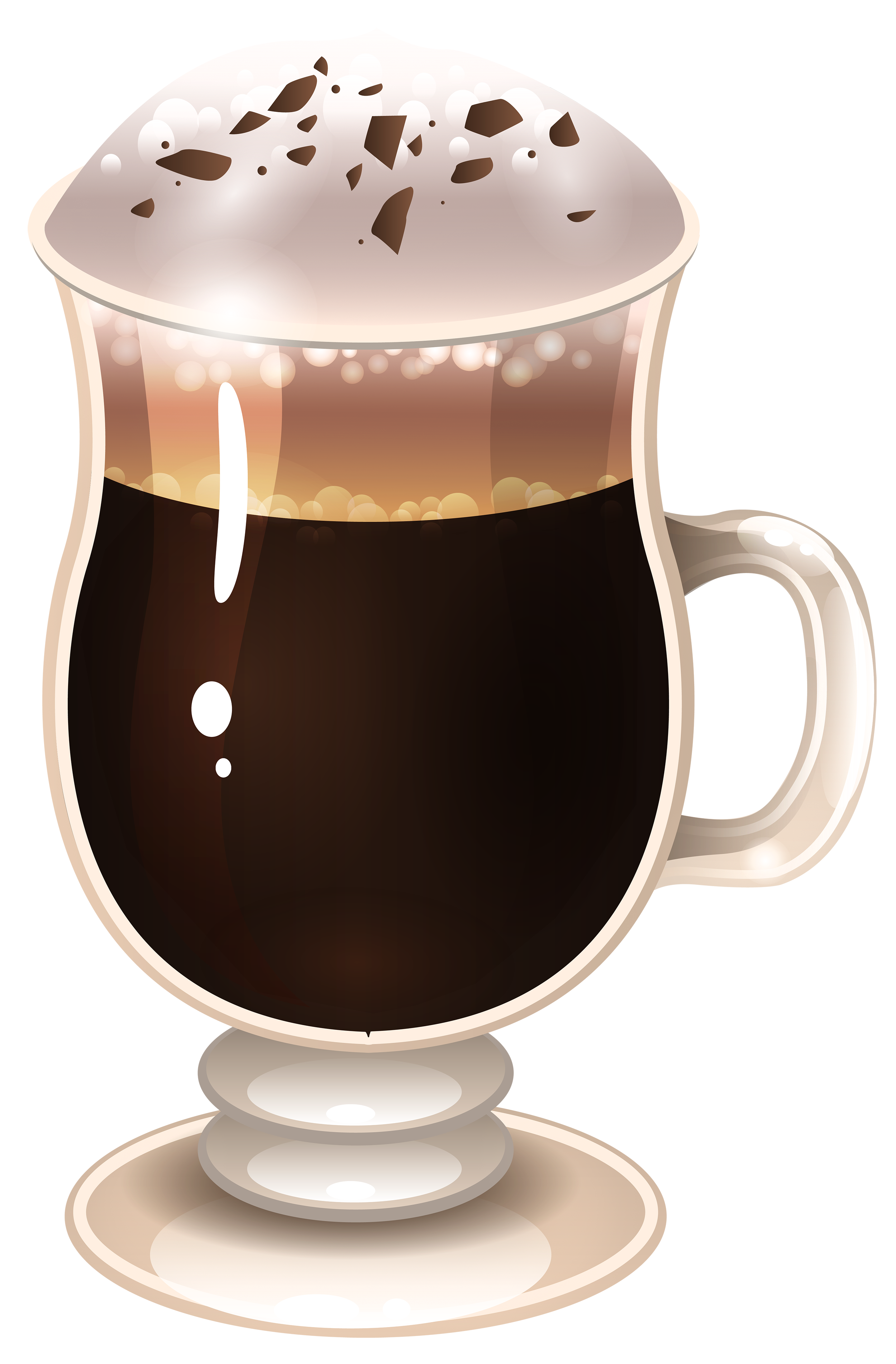 Macchiato Tea Coffee Cappuccino Latte PNG Image High Quality PNG Image