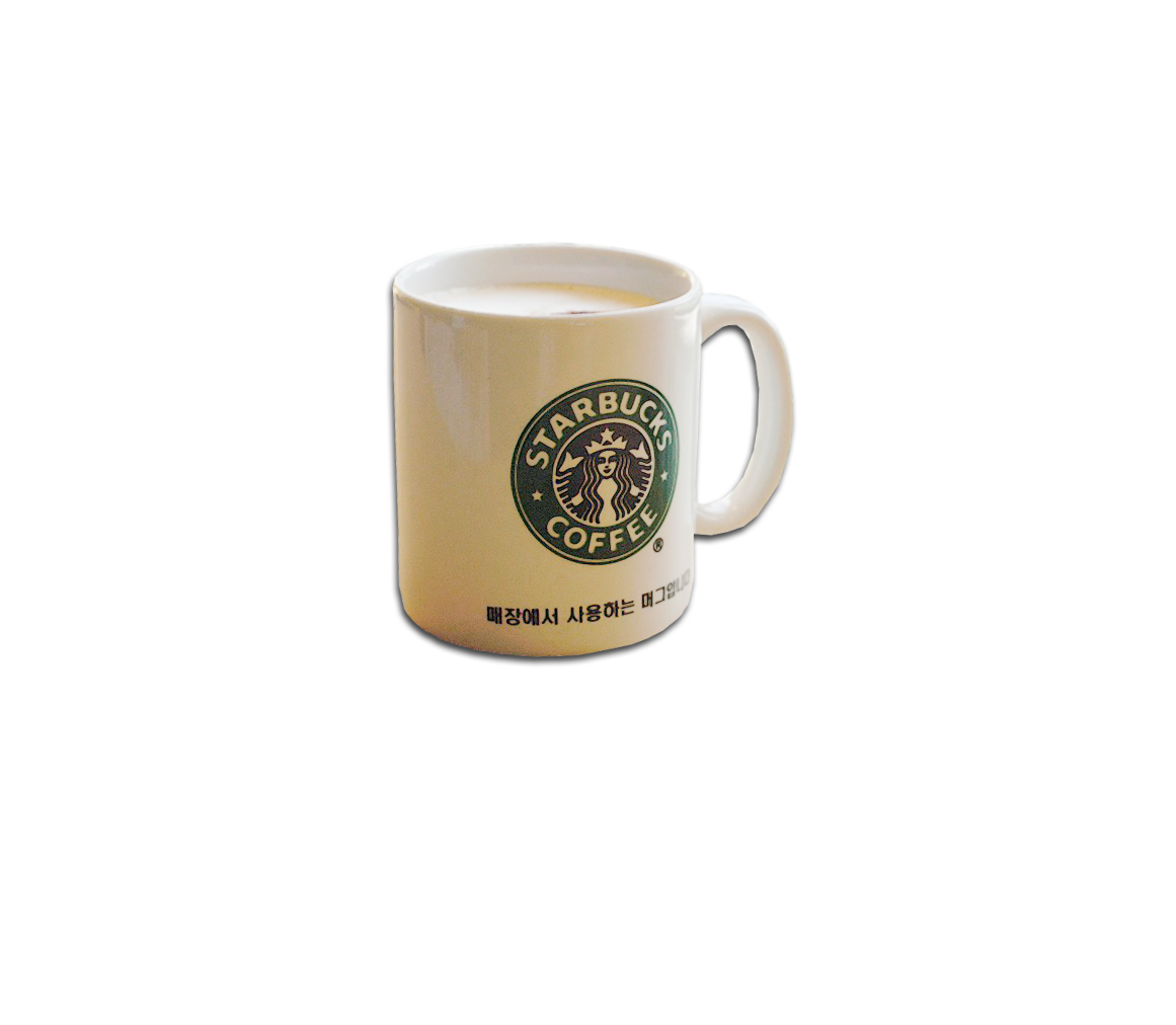 Coffee Ceramic Espresso Starbucks Cup Free Transparent Image HD PNG Image