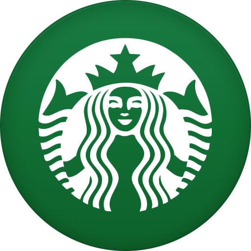 Logo Symbol Green Circle Starbucks Free Download Image PNG Image