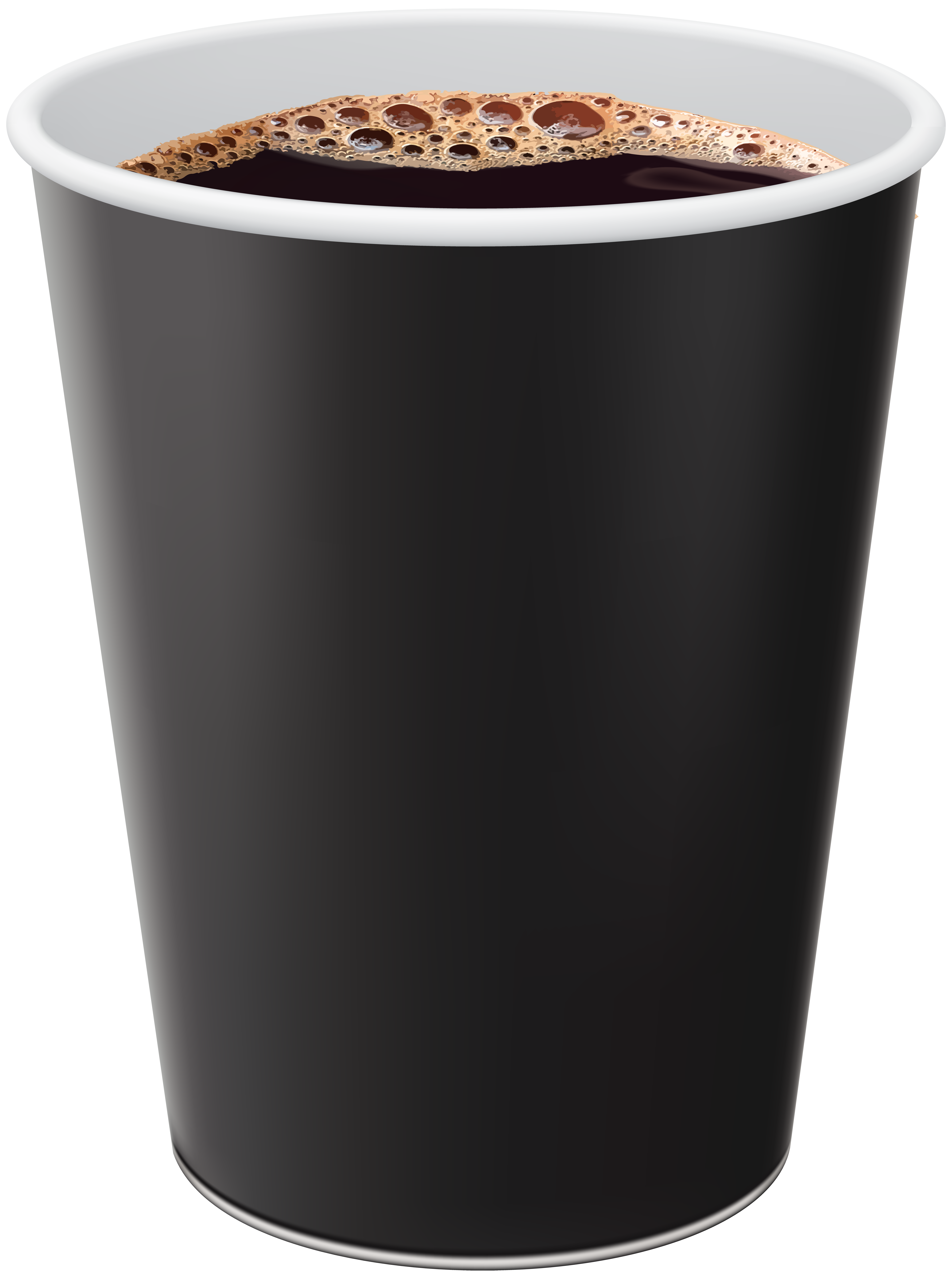 Coffee Cup Espresso Latte Takeaway Cafe PNG Image