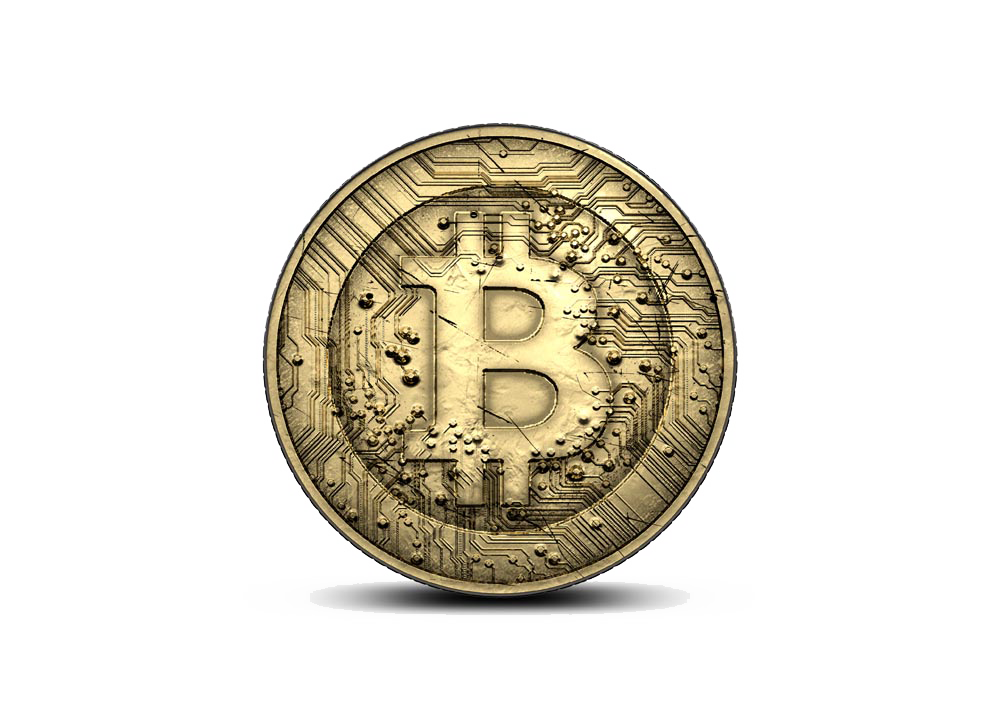 Photography Bitcoin Creative Currency Design Digital Coin PNG Image