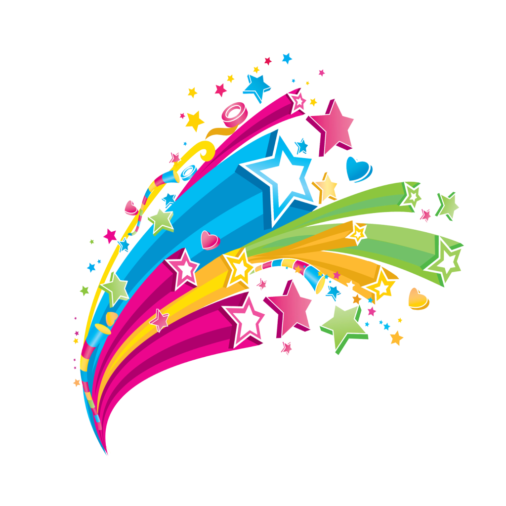 Download Colorful Transparent HQ PNG Image
