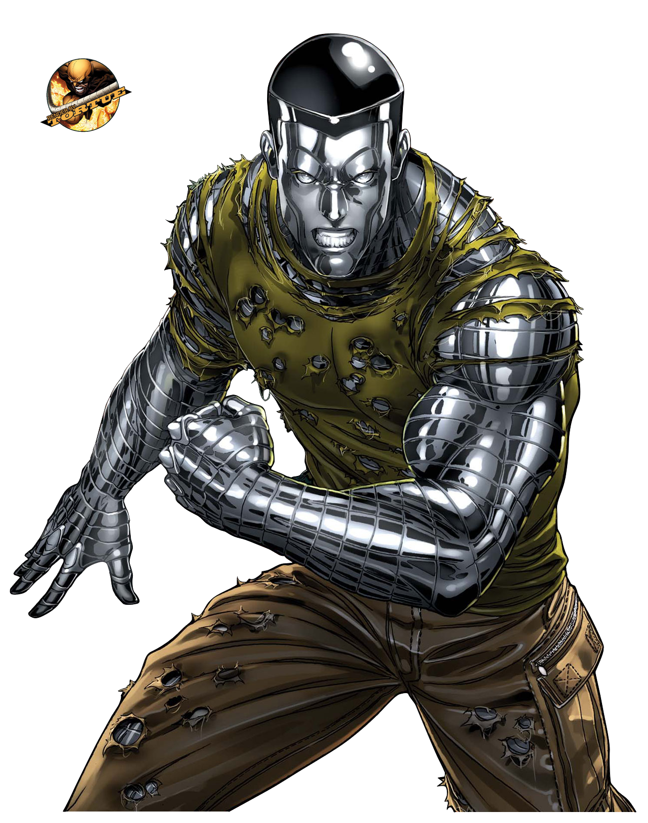 Colossus File PNG Image