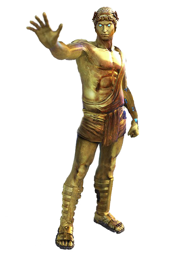Colossus Of Rhodes Image PNG Image