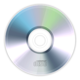Compact Disk Transparent PNG Image