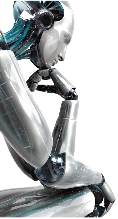 Intelligence Chatbot Modern Robot Artificial Computer PNG Image