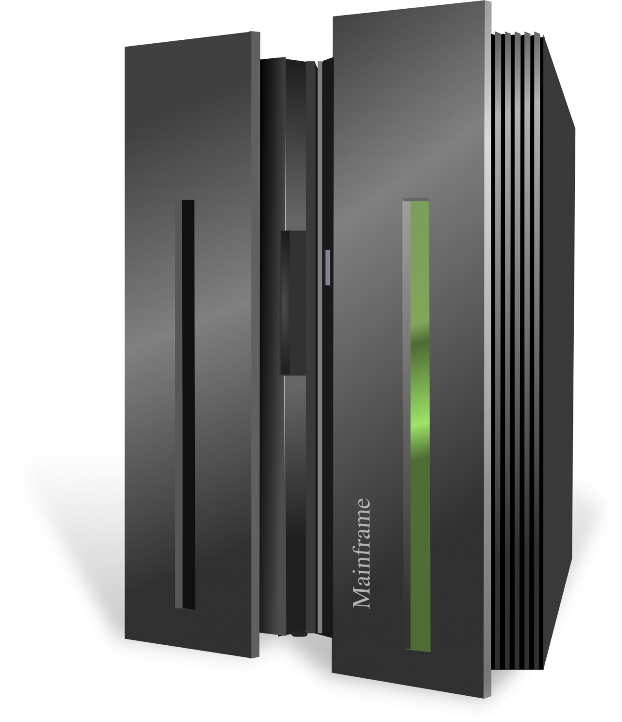 Computer Database Server Hardware Mainframe Servers PNG Image