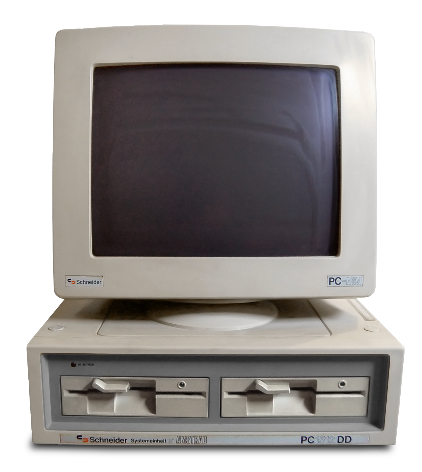 Ibm Amstrad Personal Vintage Cpc Compatible Pc PNG Image