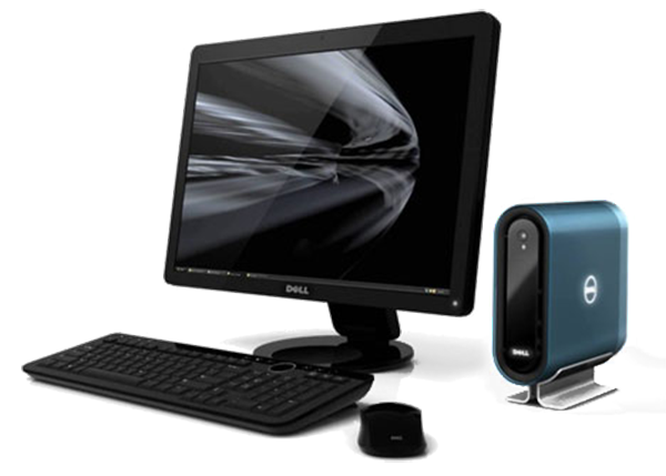 Personal Computers Dell Desktop Computer Mouse PNG Image