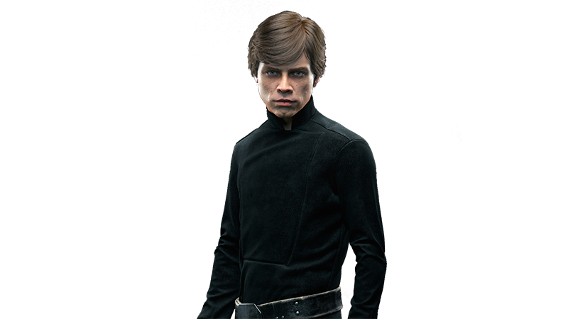 Fashion Star Luke Skywalker Wars Anakin Textile PNG Image