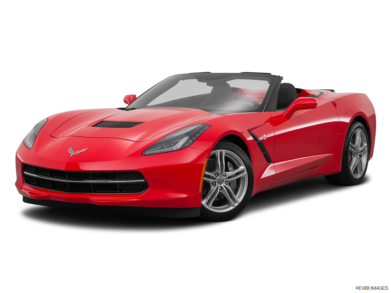 Corvette Car File PNG Image