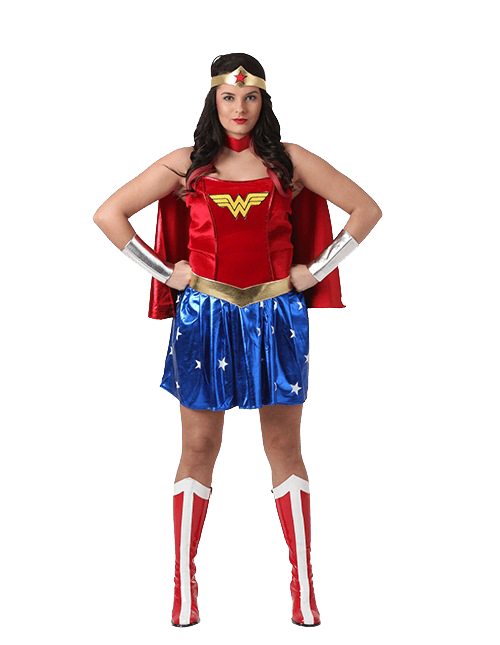 Cosplay Women Clipart PNG Image