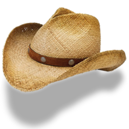 Cowboy Hat High-Quality Png PNG Image