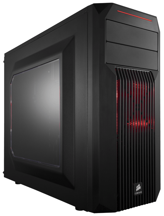 Cpu Cabinet Transparent Picture PNG Image