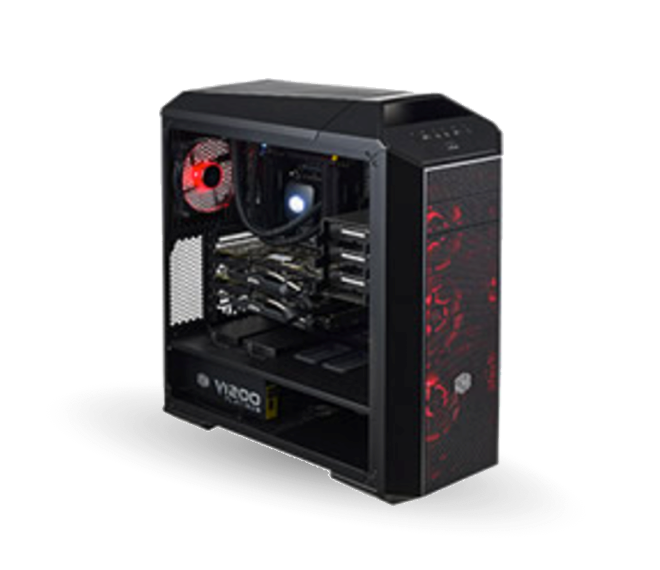 Cpu Cabinet Transparent Image PNG Image