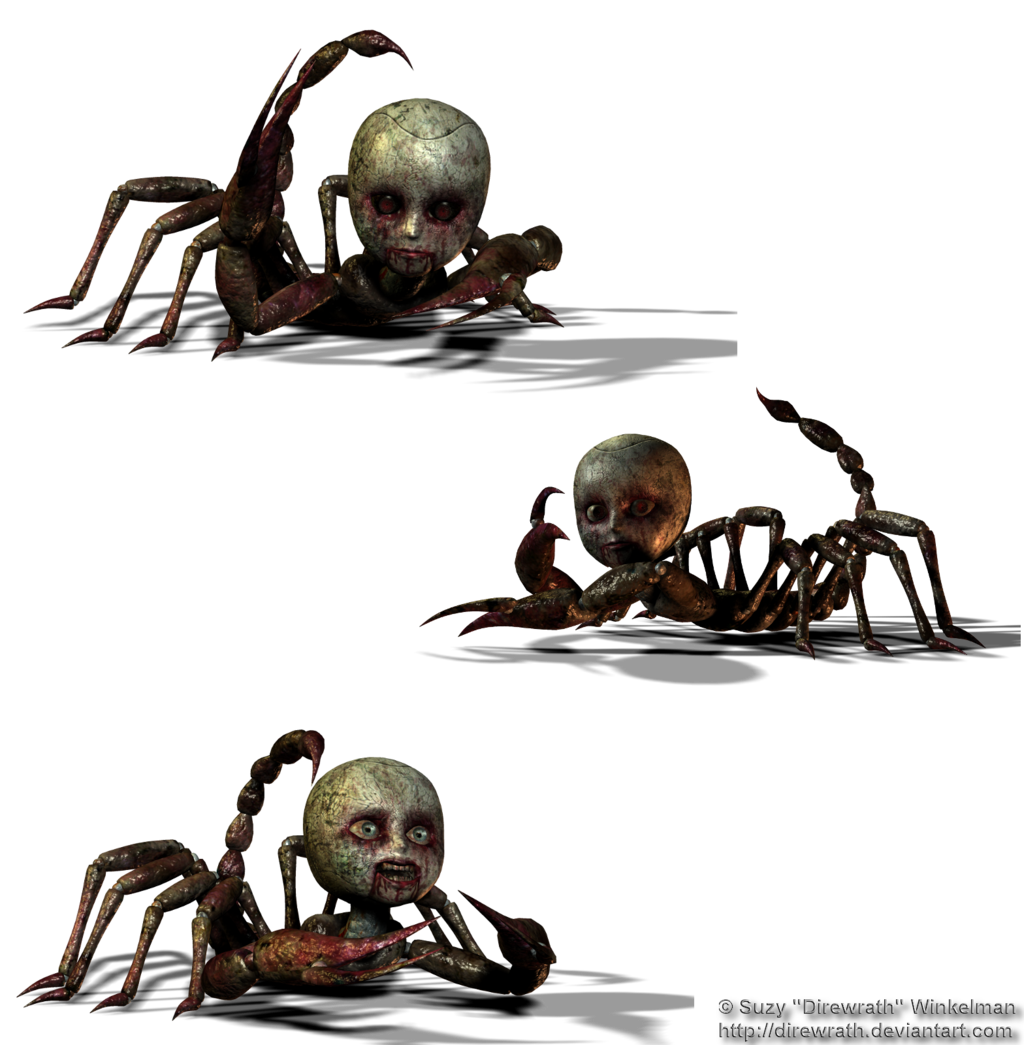 Creepy Transparent PNG Image