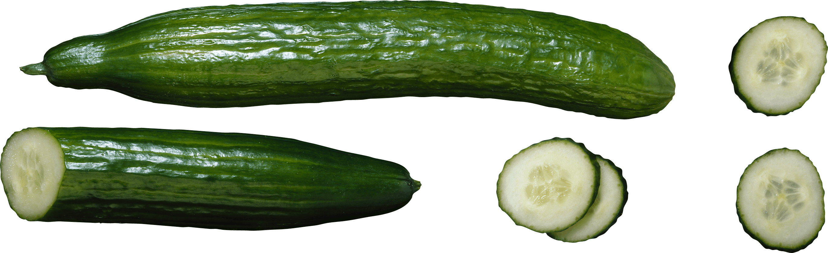 Green Cucumber Png Image PNG Image