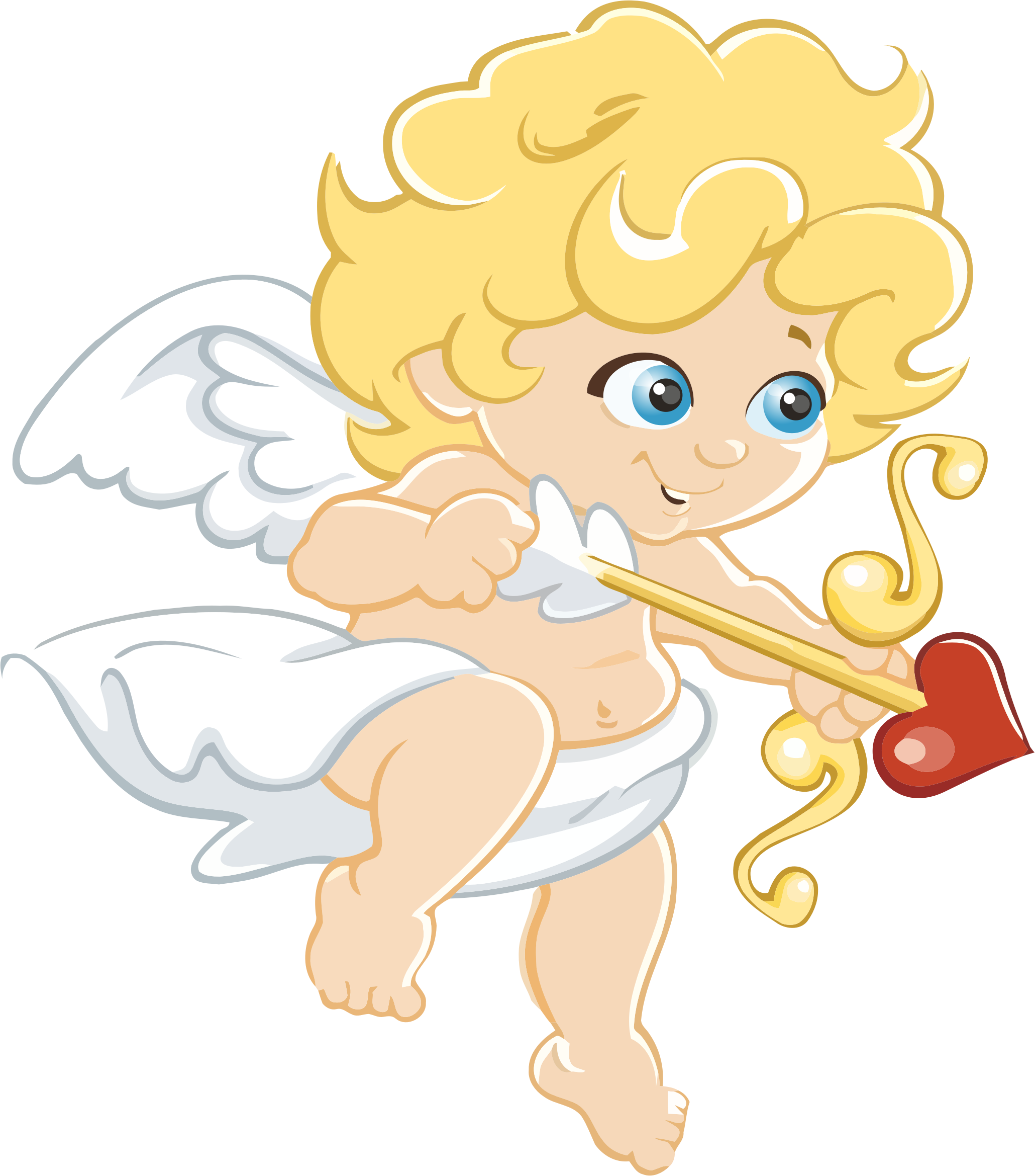 Cupid File PNG Image