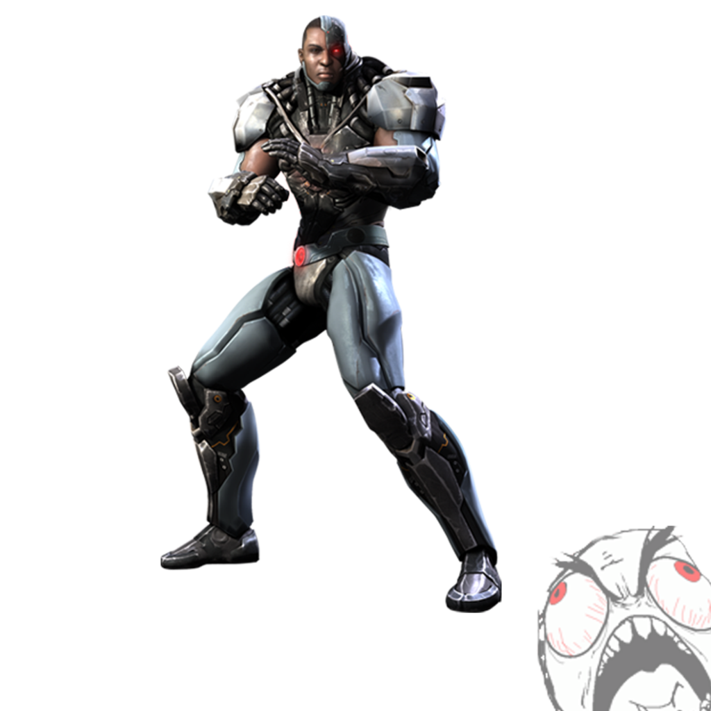 Cyborg Png Pic PNG Image