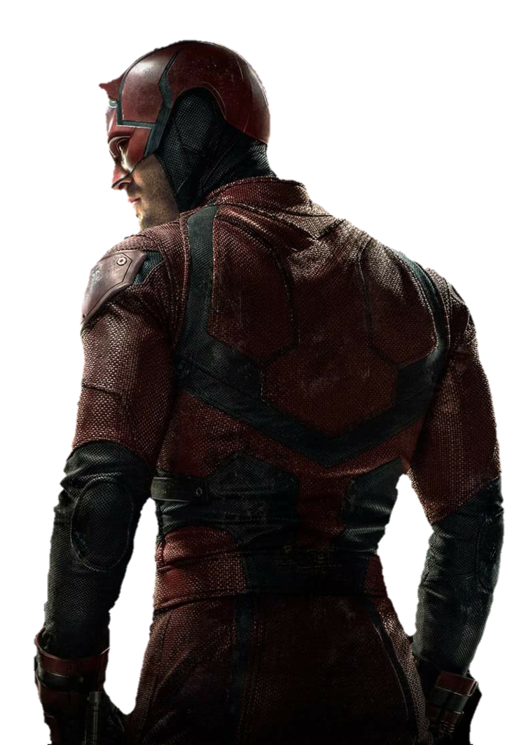 Daredevil Armour Elektra Outerwear Kingpin Download HD PNG PNG Image
