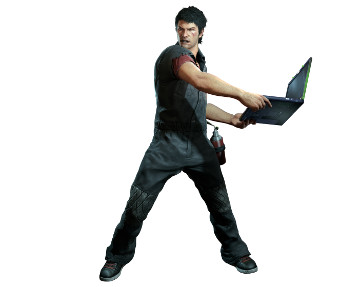 Dead Rising Transparent PNG Image