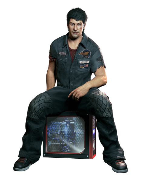 Dead Rising Png PNG Image