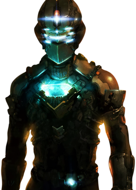 Dead Space Transparent Background PNG Image
