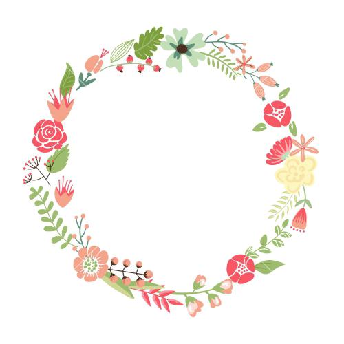 Download Floral Frame Transparent Image Hq Png Image Freepngimg