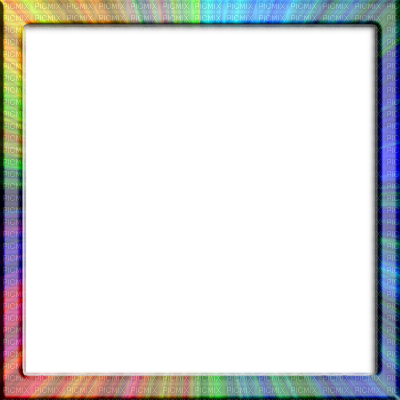 Square Frame Transparent Picture PNG Image