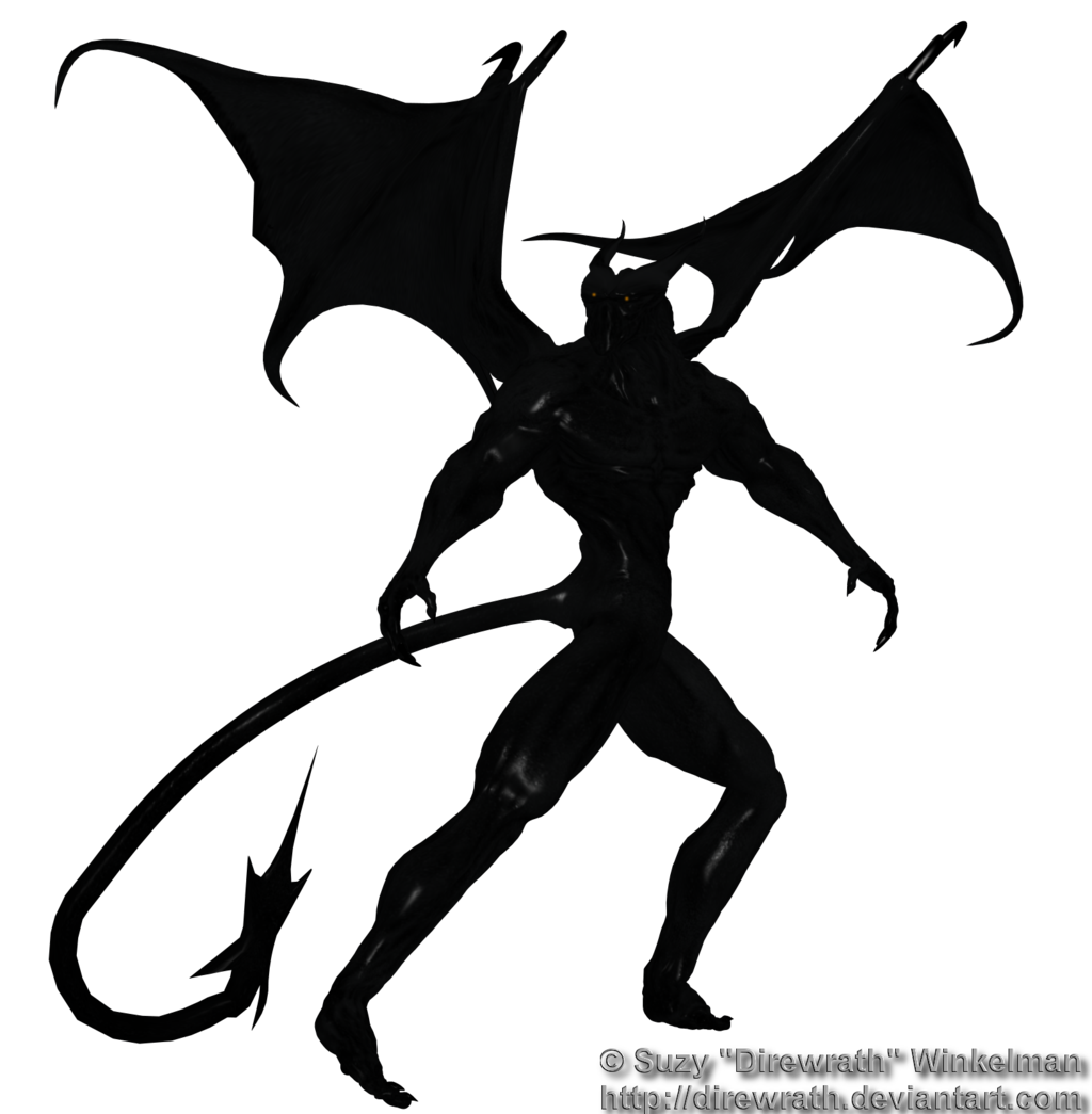 Demon Png Hd PNG Image