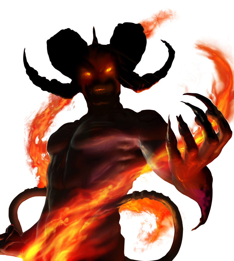 Demon Png Image PNG Image