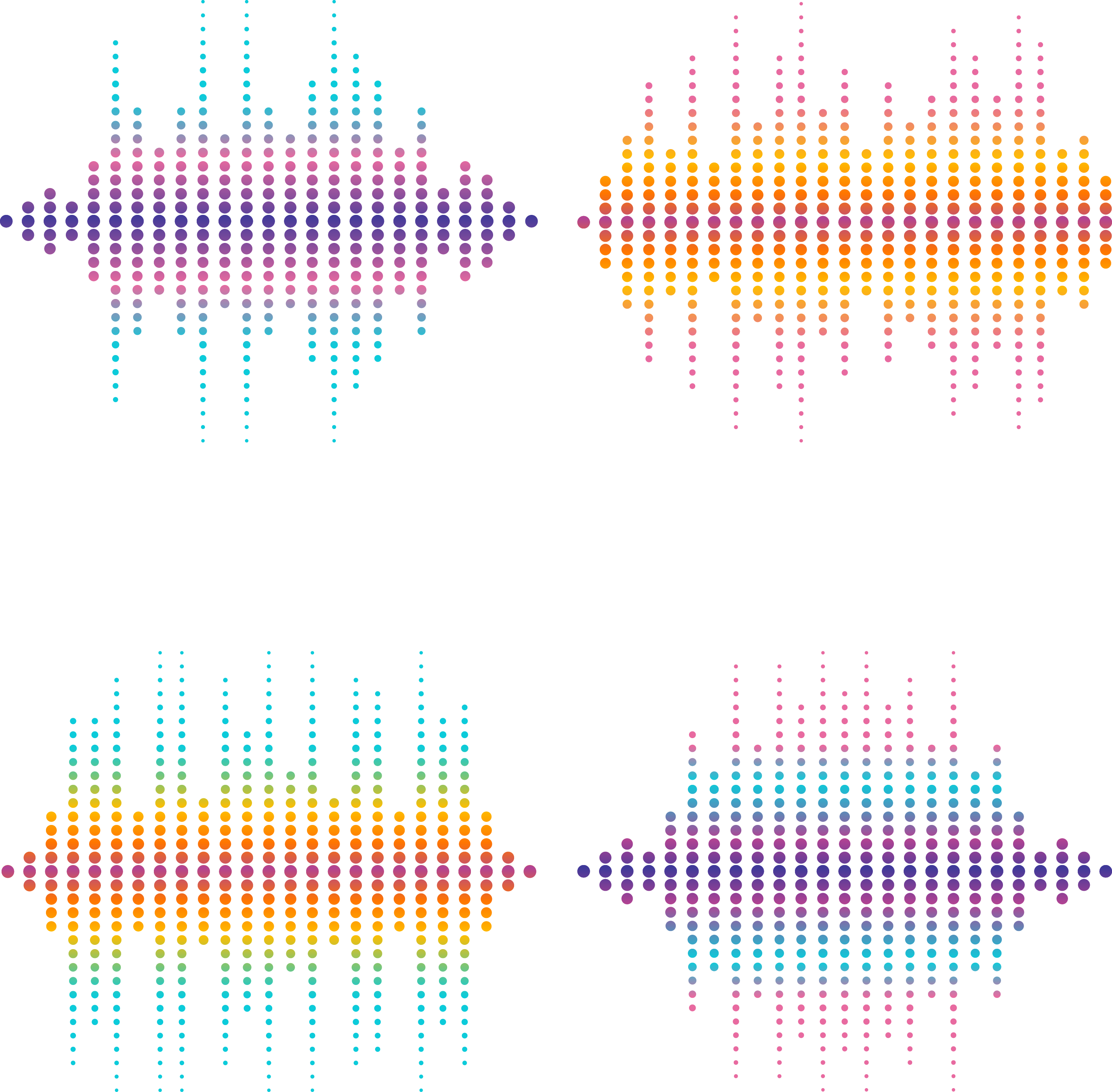 Sound Graphic Pixelation Diagram Square Design PNG Image