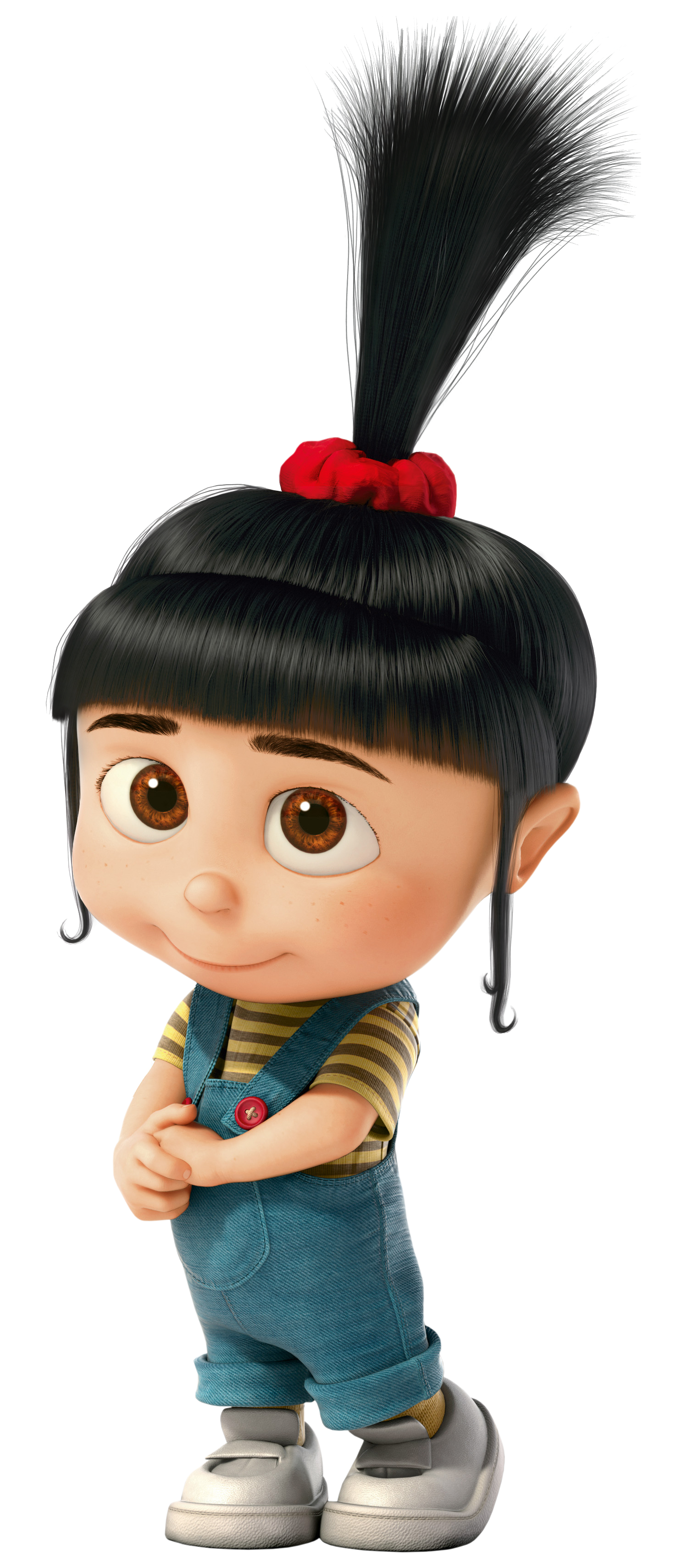 Me Minion Mayhem Despicable Agnes Transparent Minions PNG Image