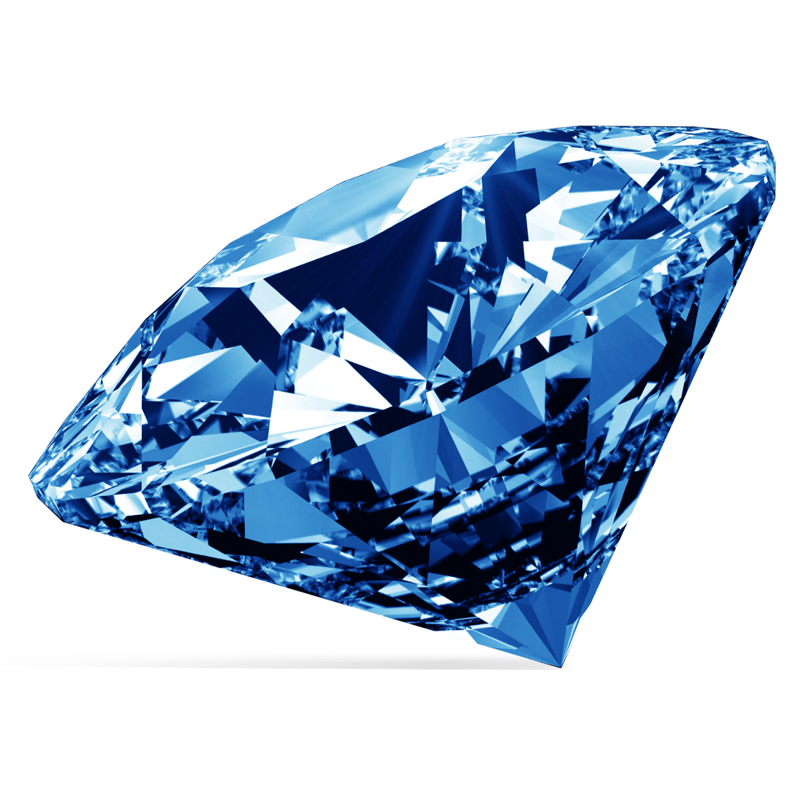 Blue Diamond Png Image PNG Image